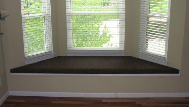 Custom Bay Window Seat Cushions Home Design Ideas
